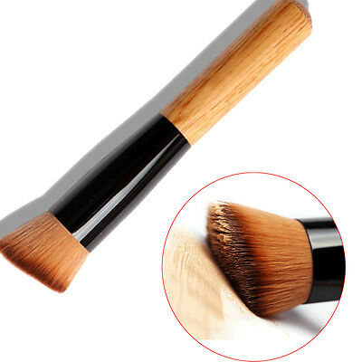 New Beauty Pro Techniques Powder Foundation Contour Makeup Cosmetic Brushe Tool