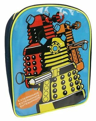 Doctor Who Dalek Exterminate Backpack - Was £12.99 Now £6.99