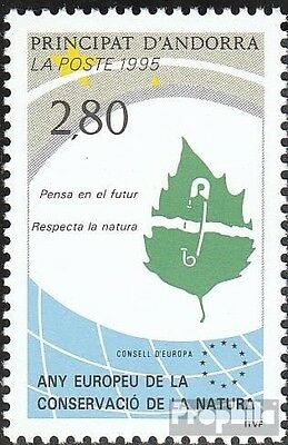 Andorra-French Post 475 mint never hinged mnh 1995 Conservation