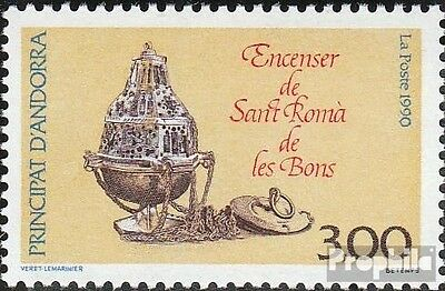 Andorra-French Post 413 mint never hinged mnh 1990 Heritage