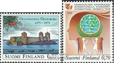 Finland 769,774 mint never hinged mnh 1975 special stamps