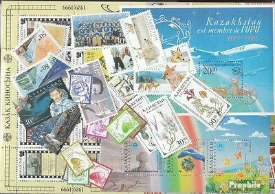 kazakhstan 1999 mint never hinged mnh Complete Volume in clean Conservation