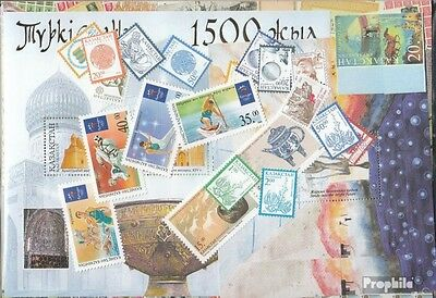 kazakhstan 2000 mint never hinged mnh Complete Volume in clean Conservation