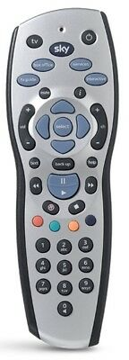 One For All SKY120 Sky+ HD Replacement Remote Control (Silver) C+