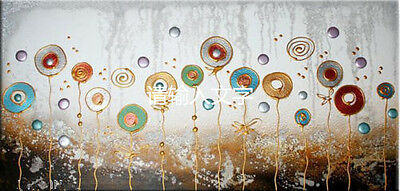 Handmade Modern Wall Decor Art Abstract Huge Oil Painting On Canvas(No Framed)