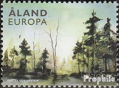 Finland-Aland 341 mint never hinged mnh 2011 Europe: the Forest