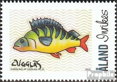 Finland-Aland 361 mint never hinged mnh 2012 my stamp