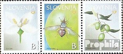 slovenia 432-434 triple strip mint never hinged mnh 2003 Locals Fruits