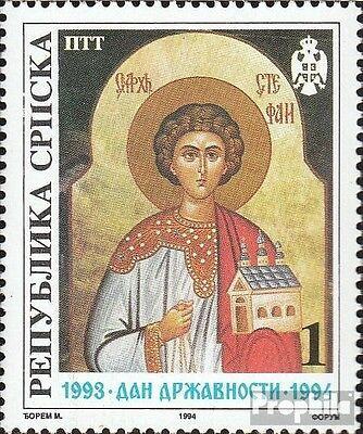 Serbian Republic bos.-h 28 mint never hinged mnh 1994 Day the Republic