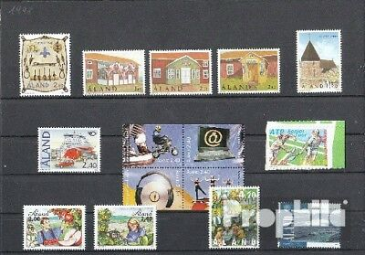 Finland-Aland 1998 mint never hinged mnh Complete Volume in clean Conservation