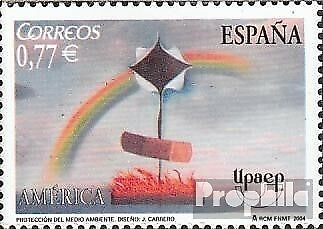 Spain 3994 mint never hinged mnh 2004 America: Environment