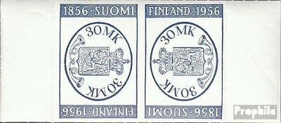 Finland 457 kehrdruck-Couple mint never hinged mnh 1956 100 years Finnish Stamps