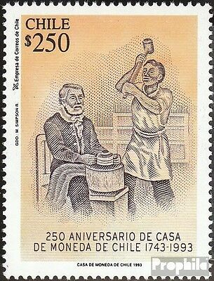 Chile 1574 mint never hinged mnh 1993 State Mint
