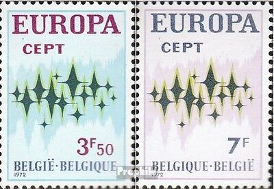 Belgium 1678-1679 mint never hinged mnh 1972 Europe
