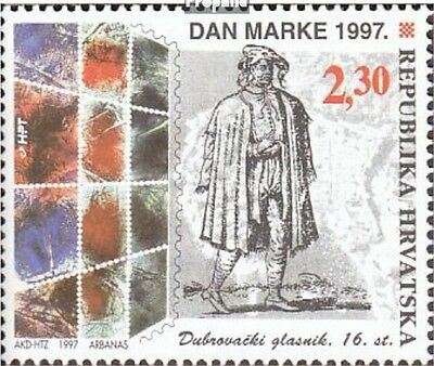 Croatia 418,419,423 fine used / cancelled 1997 special stamps