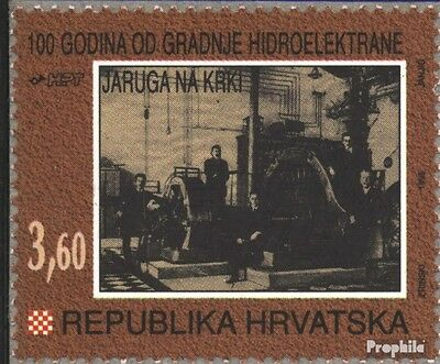Croatia 331 fine used / cancelled 1995 hydroelectric