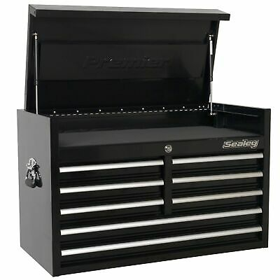Sealey Heavy-Duty Tool Storage Topchest Top Chest - 8 Drawer - 915mm - PTB91508