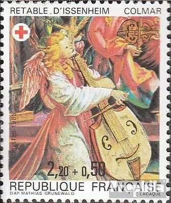 France 2523C mint never hinged mnh 1985 Red Cross
