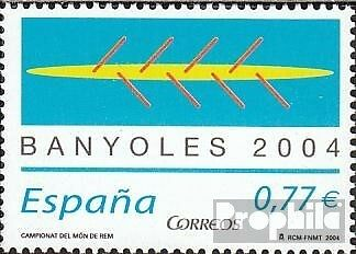 Spain 3930 mint never hinged mnh 2004 WM in Rowing