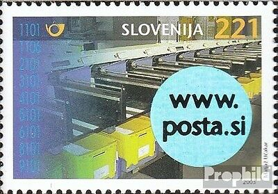 slovenia 442 mint never hinged mnh 2003 Commissioning Sortieranlage