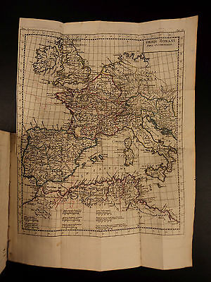 1768 D'Anville ATLAS Geography Africa Egypt MAPS Holy Land Palestine Asia ROME
