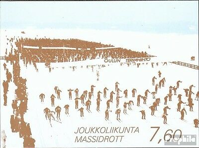 Finland MH24 mint never hinged mnh 1989 Grassroots