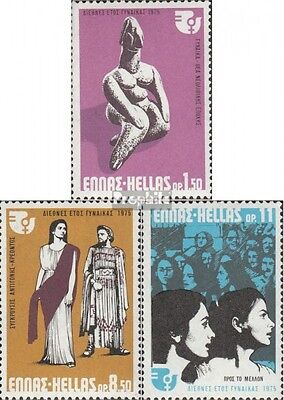 Greece 1209-1211 (complete issue) unmounted mint / never hinged 1975 years