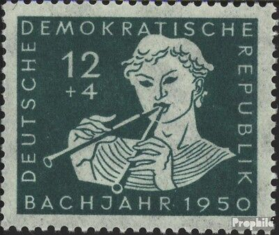 DDR 256 unmounted mint / never hinged 1950 200.Death of Bach