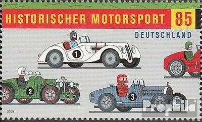 FRD (FR.Germany) 2754 (complete issue) used 2009 Historical Mot