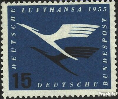 FRD (FR.Germany) 207 unmounted mint / never hinged 1955 flying start the German