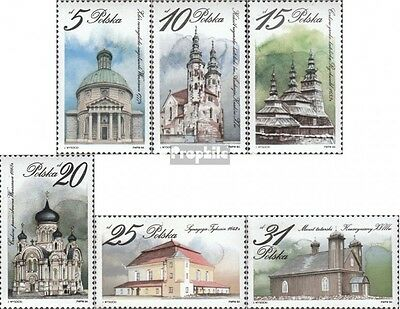 Poland 2954-2959 (complete issue) unmounted mint / never hinged 1984 worship
