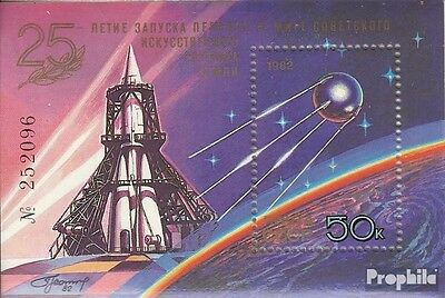 Soviet-Union block157 (complete issue) unmounted mint / never hinged 1982 25 yea