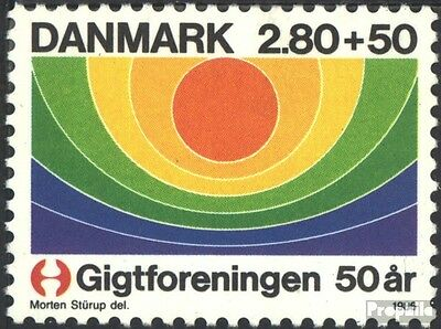 Denmark 863 (complete issue) unmounted mint / never hinged 1986 Association the
