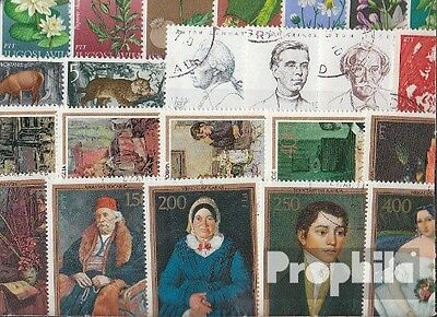 Yugoslavia 50 different special stamps