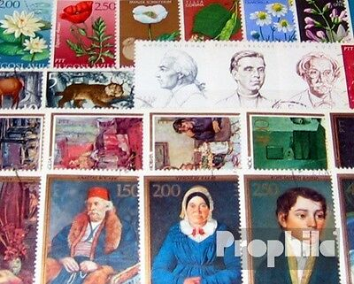 Yugoslavia 200 different stamps