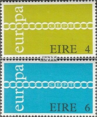 Ireland 265-266 (complete issue) unmounted mint / never hinged 1971 Europe