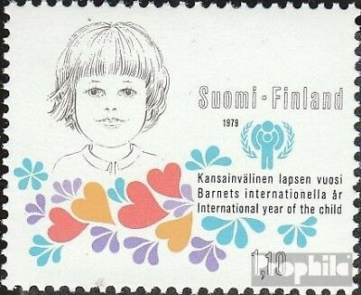Finland 836 (complete issue) unmounted mint / never hinged 1979 Year of Kinof
