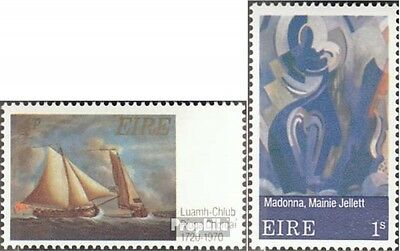 Ireland 242,243 (complete issue) unmounted mint / never hinged 1970 yacht, Art