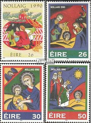 Ireland 737-740 (complete issue) unmounted mint / never hinged 1990 christmas