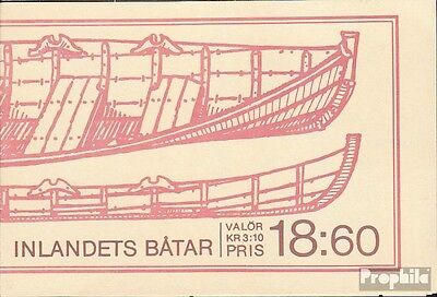 Sweden MH128 (complete issue) unmounted mint / never hinged 1988 Boats