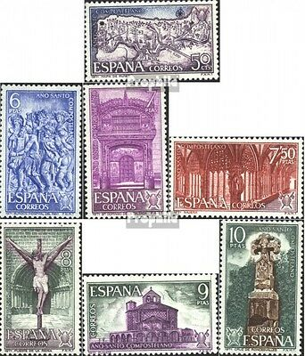 Spain 1942-1948 (complete issue) unmounted mint / never hinged 1971 Holy Year