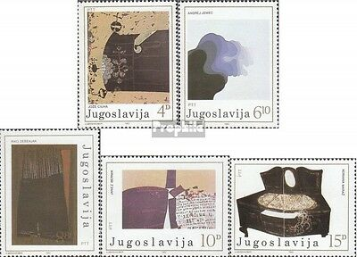 Yugoslavia 1957-1961 (complete issue) unmounted mint / never hinged 1982 Contemp