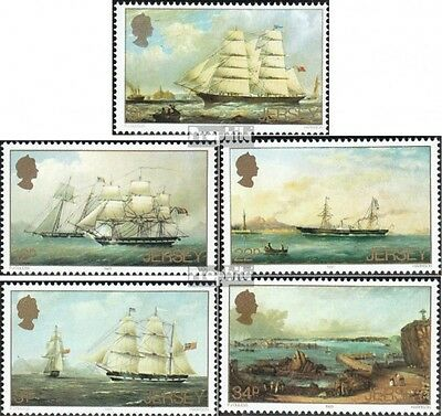 united kingdom-Jersey 342-346 (complete issue) unmounted mint / never hinged 198