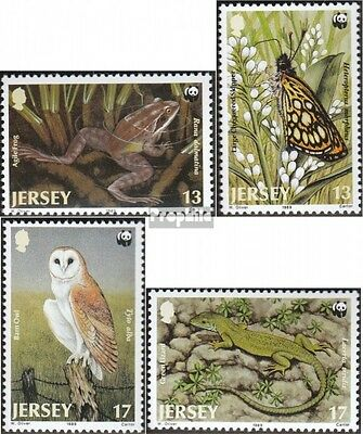 united kingdom-Jersey 480-483 (complete issue) unmounted mint / never hinged 198