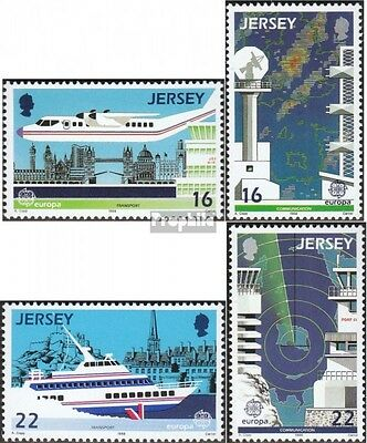 united kingdom-Jersey 435-438 (complete issue) unmounted mint / never hinged 198