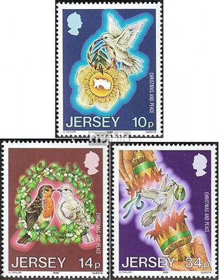 united kingdom-Jersey 393-395 (complete issue) unmounted mint / never hinged 198