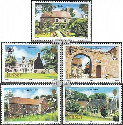 united kingdom-Jersey 381-385 (complete issue) unmounted mint / never hinged 198