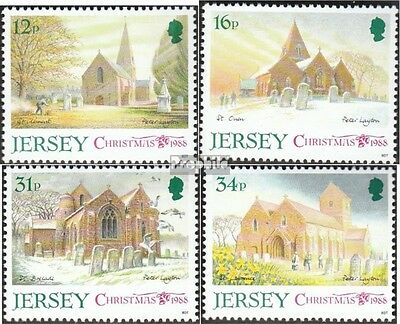 united kingdom-Jersey 453-456 (complete issue) unmounted mint / never hinged 198