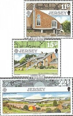 united kingdom-Jersey 405-407 (complete issue) unmounted mint / never hinged 198