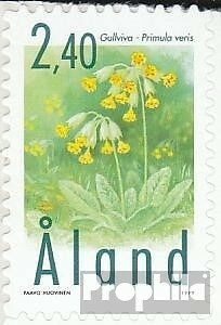 Finland-Aland 156 (complete issue) unmounted mint / never hinged 1999 cowslip